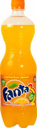 Fanta 0.5 (bottle)