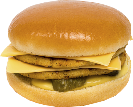 Double Chicken cheese